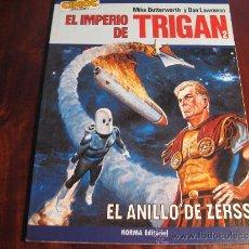 Cómics: EL IMPERIO DE TRIGAN 2.- EL ANILLO DE ZERSS. Lote 37186833