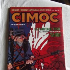 Cómics: CIMOC NUMERO 8 EDITORIAL NORMA . Lote 37270501