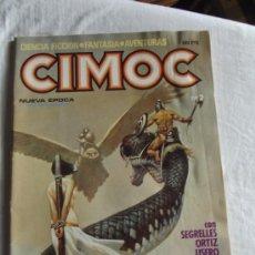 Cómics: CIMOC NUMERO 2 EDITORIAL NORMA . Lote 37270667