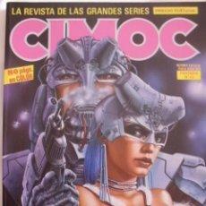 Cómics: TOMO CIMOC NUMEROS 38-39 Y 40 CON EL CUBRI-HERMANN-FONT. Lote 37276097