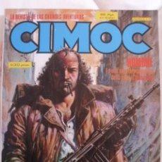 Cómics: TOMO CIMOC NUMEROS 59-60 Y 61 CON JOSE ORTIZ-FONT-MANARA-. Lote 37276120