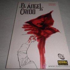Cómics: EL ANGEL CAIDO Nº 1 PETER DAVID NORMA EDITORIAL. Lote 37836181