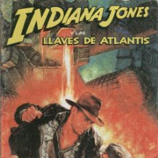 Cómics: INDIANA JONES Y LAS LLAVES DE ATLANTIS Nº 4. Lote 37297768