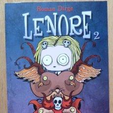 Cómics: LENORE 2 (ROMAN DIRGE) / EDITORIAL NORMA. Lote 37433774