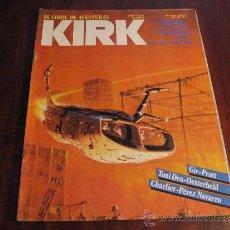 Cómics: KIRK 6. Lote 37460050