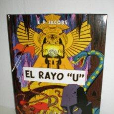 Cómics: BLAKE Y MORTIMER 0 PRECUELA. EL RAYO U - EDGAR P. JACOBS - NORMA. Lote 37497656