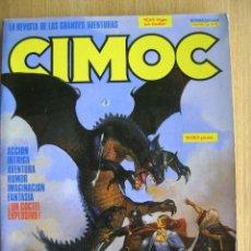 Cómics: RETAPADO CIMOC FANTASÍA #16: NÚMEROS 56, 57. 58. NORMA. Lote 37553612