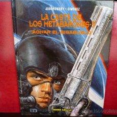 Cómics: METABARONES -3. AGNAR EL BISABUELO. JODOROWSKY-GIMENEZ. NORMA EDITORIAL. TAPA DURA.. Lote 37596435