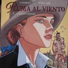 Comics - PLUMA AL VIENTO 2. Pájaro Trueno - 37616834