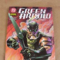 Cómics: GREEN ARROW – DISPARO CERTERO – NORMA AÑO 2004 – EPISODIO COMPLETO - NUEVO (PRECINTADO). Lote 37673652