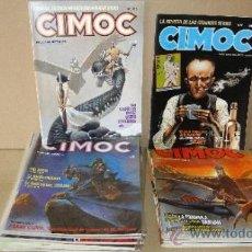 Cómics: LOTE DE 18 EJEMPLARES DE . CIMOC. Lote 37883655