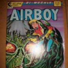 Cómics: AIRBOY - ECLIPSE COMICS - Nº 18 - ENGLISH. Lote 38089513