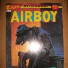 Cómics: AIRBOY - ECLIPSE COMICS - Nº 19 - ENGLISH. Lote 38089532