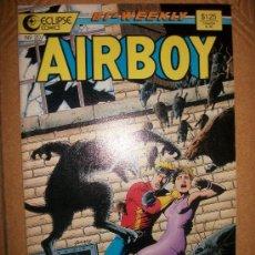 Cómics: AIRBOY - ECLIPSE COMICS - Nº 20 - ENGLISH. Lote 38089561