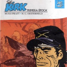 Comics: SGT. KIRK: PRIMERA ÉPOCA (HUGO PRATT - H.G. OESTERHELD). Lote 38333325