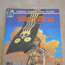 Cómics: TAO BANG 1 - EL SÉPTIMO CÍRCULO – BLANCHARD / ETC... – AÑO 2000 PANDORA 84 – MUY BUEN ESTADO. Lote 34400947