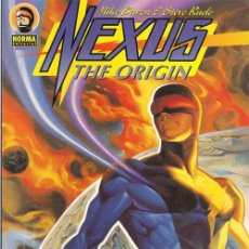 Cómics: NEXUS: THE ORIGIN (NORMA) MIKE BARON, STEVE RUDE. Lote 38643836