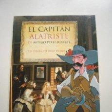 Cómics: EL CAPITAN ALATRISTE Y LA ESPAÑA DEL SIGLO DE ORO - EL PAIS AGUILAR E7. Lote 38825657