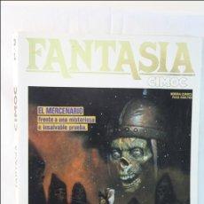 Cómics: FANTASIA CIMOC NORMA EDITORIAL RETAPADO Nº4 (CONTIENE LOS NUMEROS 22,23,26). Lote 38871249