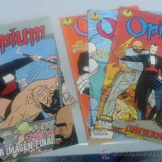 Cómics: OPIUM ¡ CASI COMPLETA ! DANIEL TORRES / NORMA EDITORIAL. Lote 38963207