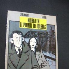 Cómics: COLECCION B/N - Nº 3 - NIEBLA EN EL PUENTE DE TOLBIAC - TARDI - NORMA EDITORIAL - . Lote 39057739