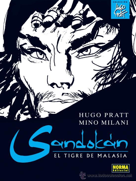 SANDOKÁN: EL TIGRE DE MALASIA - NORMA EDITORIAL (Tebeos y Comics - Norma - Comic Europeo)