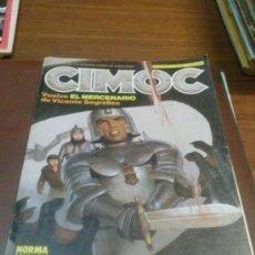 Cómics: COMICS FANTASIA Nº 25 CIMOC Nº 83, 84, 85, ORIGINAL. Lote 39192131