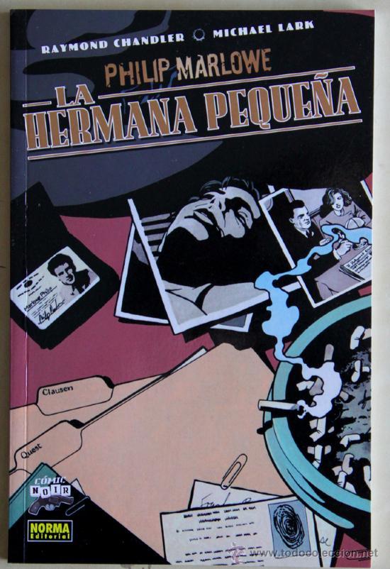 PHILIP MARLOWE: LA HERMANA PEQUEÑA. (Tebeos y Comics - Norma - Comic USA)