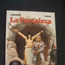 Cómics: EL MERCENARIO - LA FORTALEZA - VICENTE SEGRELLES - NORMA EDITORIAL - EXCELENTE ESTADO - . Lote 39309083