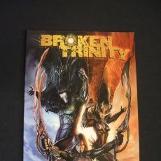 Cómics: BROKEN TRINITY - RON MARZ - PHIL HESTER - NORMA EDITORIAL - . Lote 39313262