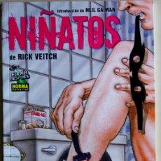 Cómics: NIÑATOS. NORMA.. Lote 39335367