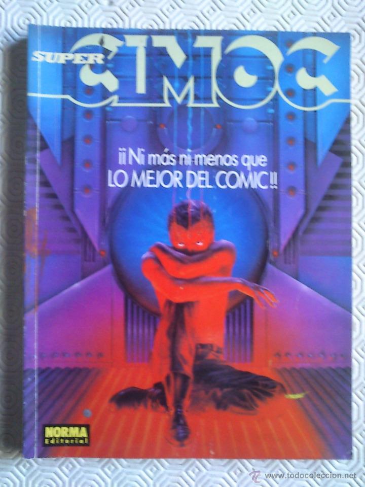 CIMOC NUMEROS 105, 106 DE BRECCIA, JENSEN... (Tebeos y Comics - Norma - Cimoc)