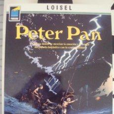 Cómics: # PETER PAN 3. TEMPESTAD (REGIS LOISEL). NORMA ED, 29,5 X 22 CM.AÑO 1996, COLECCION PANDORA. Lote 39388813