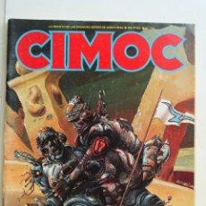 Cómics: CIMOC Nº 104 - NORMA . Lote 39395354
