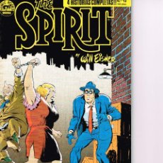 Cómics: THE SPIRIT Nº 12 - WILL EISNER - ED. NORMA. Lote 39436516