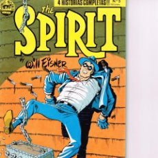 Cómics: THE SPIRIT Nº 3 - WILL EISNER - ED. NORMA. Lote 39436559
