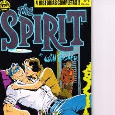 Cómics: THE SPIRIT Nº 4 - WILL EISNER - ED. NORMA. Lote 39436565
