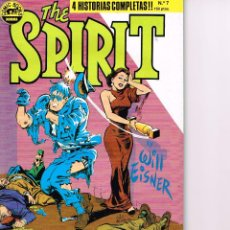 Comics - THE SPIRIT Nº 7 - WILL EISNER - ED. NORMA - 39436586