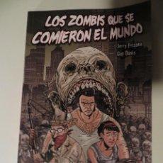 Cómics: LOS ZOMBIES QUE SE COMIERON EL MUNDO. MADE IN HELL. NORMA.. Lote 39680133