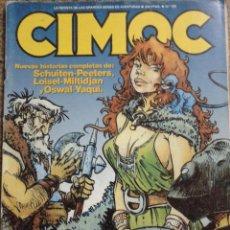 Cómics: CIMOC -- Nº 103 -- NORMA EDITORIAL --. Lote 39685139