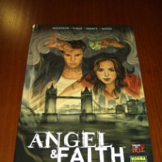 Angel & Faith Vol.1 - Vivir a pesar de esto - Christos Gage - Rebekah Isaacs