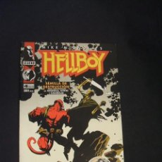 Cómics: HELLBOY - SEMILLA DE DESTRUCCION - Nº 4 DE 4 - NORMA EDITORIAL - . Lote 39874628