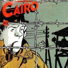 Cómics: COMIC - CAIRO - Nº 43 1985 NORMA EDITORIAL. Lote 39884048