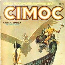 Cómics: COMIC - CIMOC - Nº 2 ( NUEVA ÉPOCA ) 1981 NORMA EDITORIAL. Lote 39884072