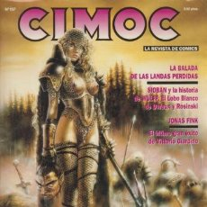 Cómics: COMIC - CIMOC - Nº 157 ( NUEVA ÉPOCA ) 1994 NORMA EDITORIAL. Lote 39884106