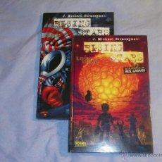 Cómics: RISING STARS - ( NORMA EDITORIAL ) Nº 1 Y 2 - ( J. MICHAEL STRACZYNSKI ) ¡¡ FORRADOS !!. Lote 39909724