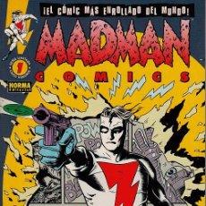 Cómics: MADMAN COMICS # 1 (NORMA,1997) - MIKE ALLRED. Lote 39954315