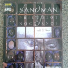 Cómics: THE SANDMAN - PRELUDIOS NOCTURNOS -- NEIL GAIMAN --. Lote 40035964