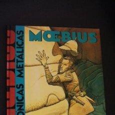 Cómics: CRONICAS METALICAS - MOEBIUS - NORMA EDITORIAL -. Lote 40065502
