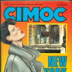 Cómics: CIMOC Nº 80 -. Lote 40091260